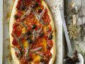Pizza Napoli Rezept