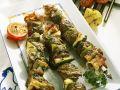 Putenleber-Gemüsespieße Rezept