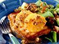 Putenschnitzel mit fruchtigem Kartoffelsalat Rezept