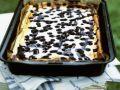 Quarkkuchen mit Heidelbeeren Rezept