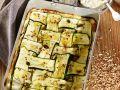 Ricotta-Zucchini-Auflauf Rezept