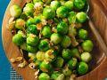 Rosenkohl-Gemüse mit Mandeln Rezept