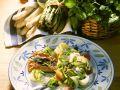 Saltimbocca mit Spargelsalat Rezept