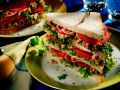 Sandwich mit Tomaten und Thunfisch Rezept