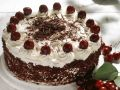 Schwarzwälder Kirschtorte mit Rapselschokolade Rezept