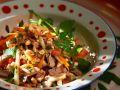 Schweinefleisch-Mangosalat Rezept