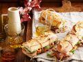 Schweinefleisch-Sandwiches Rezept