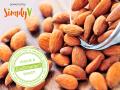 Vielseitig, lecker, gesund: Die Mandel macht den Unterschied