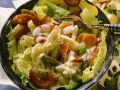 Spätzlesalat mit Salami Rezept
