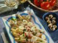 Spargel mit Tomaten-Ricottacreme und Wachteleiern Rezept