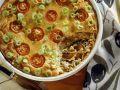 Spinat-Gemüse-Auflauf mit Lachshering Rezept