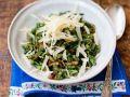 Spinatsalat mit Käse Rezept