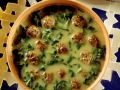 Spinatsuppe Rezept