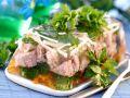 Sülze mit Gemüse und Kalbfleisch Rezept