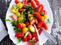 Tomaten-Rauke-Salat Rezept