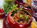 Tomatenragout mit Rinderfilet Rezept