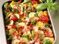 Überbackenes Gemüse (Low Carb) Rezept