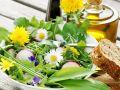 7 essbare Wildkräuter und Blüten