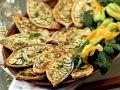 Zucchini-Schiffchen Rezept