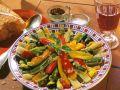 Zucchini und Paprika in Marinade Rezept
