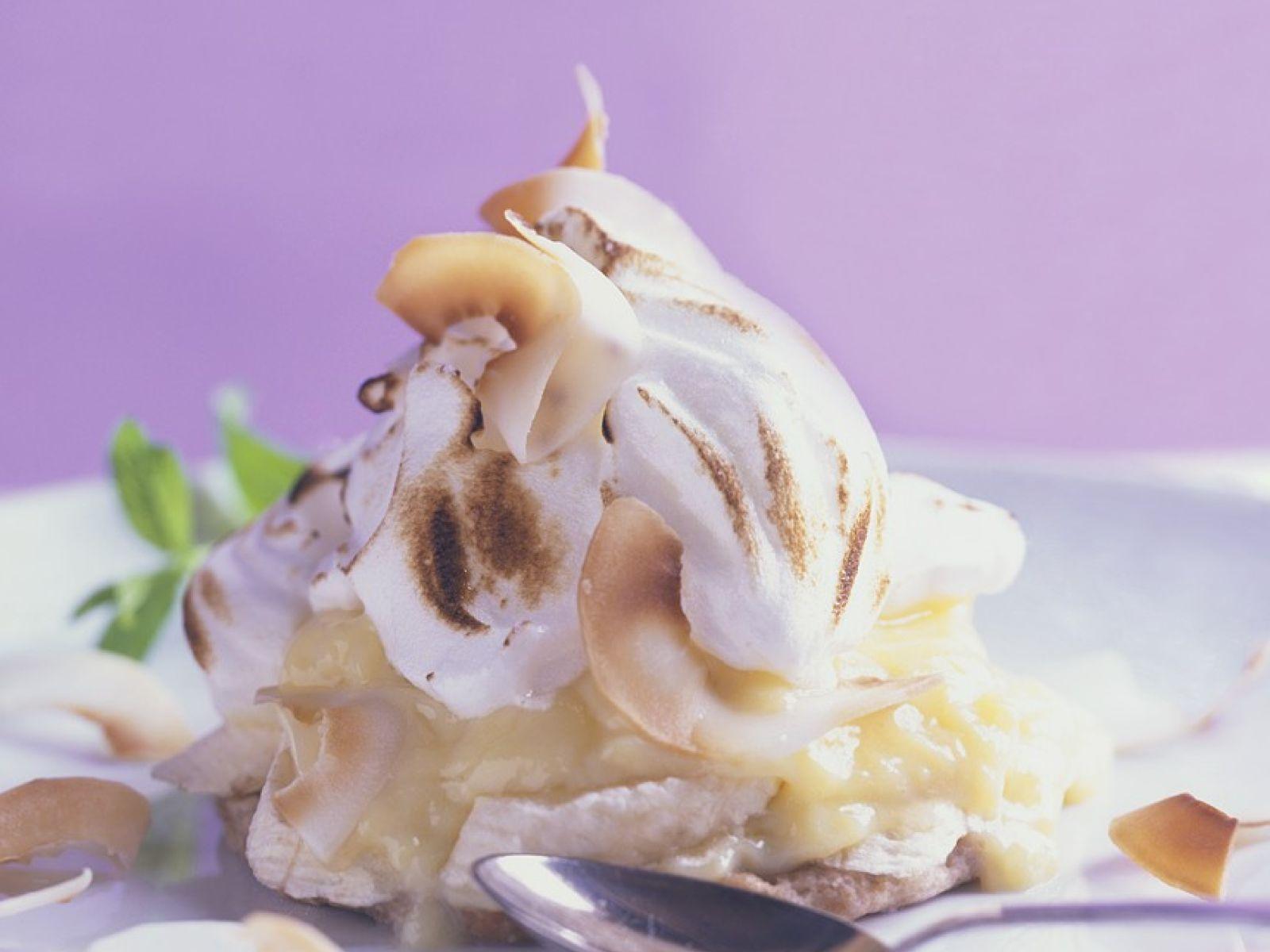 16+ Top Fünf Bananencreme Für Torten Stock