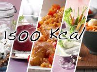 1500-Kalorien-Tag: Fitter Start ins neue Jahr