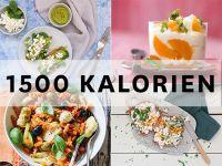 Diät 1800 Kalorien