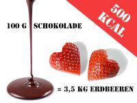 Das 500-Kalorien-Duell