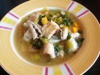 Aal-Gemüse-Suppe Rezept