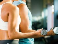 Abnehmen durch Sport und Muskelaufbau