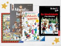 Die Top 10 Adventskalender für Kinder