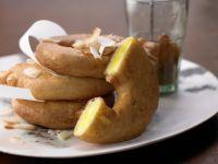 Ananas-Beignets Rezept
