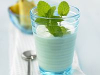 Ananas-Buttermilch-Smoothie Rezept