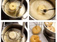 Ananas im Backteig Rezept