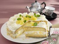 Ananas-Käsesahne-Torte Rezept