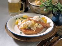 Ananas-Sauerkraut Rezept