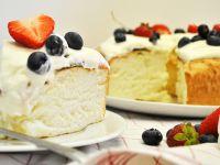 Angel Food Cake Rezept