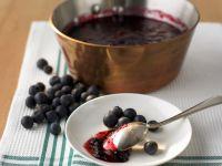 Apfel-Blaubeer-Konfitüre Rezept