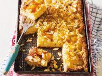 Apfel-Blechkuchen Rezept
