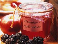 Apfel-Brombeergelee Rezept