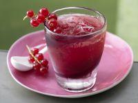 Apfel-Grapefruit-Drink