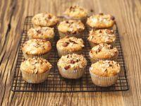 Apfel-Haselnuss-Muffins Rezept