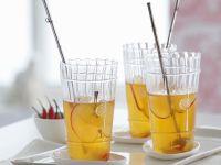 Apfel-Ingwer-Punsch Rezept