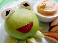 Kreatives aus Äpfeln