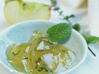 Apfel-Minz-Gelee Rezept