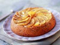 Apfel-Mohnkuchen Rezept