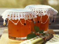 Apfel-Paprika-Konfitüre Rezept