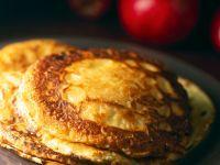 Apfel-Pfannkuchen Rezept