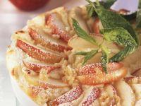Apfel-Quark-Gratin mit Zartweizen Rezept