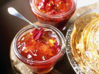 Apfel-Rosen-Marmelade Rezept
